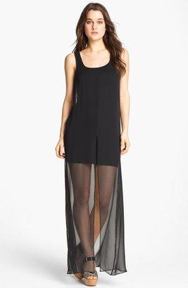 Bailey 44 'Sea Nettle' Sheer Slit Maxi Dress