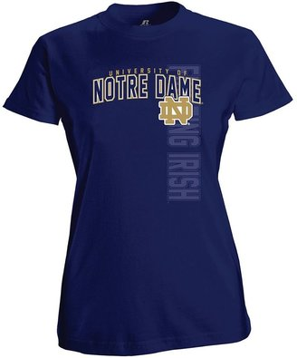 Russell Athletic notre dame fighting irish tee - women
