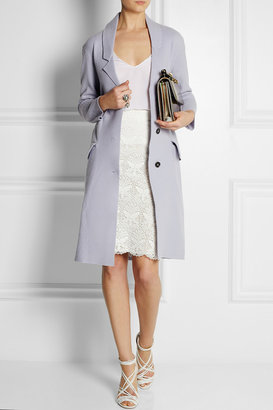 Burberry Virgin wool coat