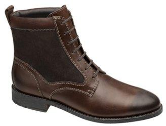 Johnston & Murphy Gannett Plain Toe Boot