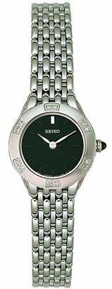 Seiko Women's SUJC45 Diamond Watch $99.99 thestylecure.com