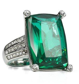 ABS by Allen Schwartz Emerald-Cut Ring