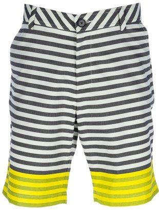 Opening Ceremony Adidas Originals X striped tennis shorts