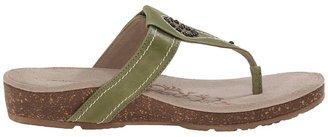 Aetrex Emily Sandalistas - Lynco Footbed Women's Sandals