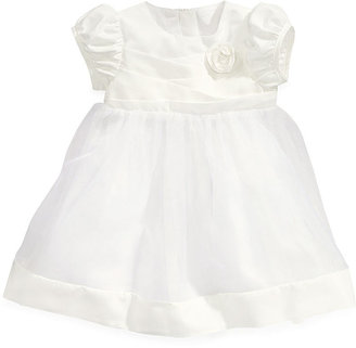 First Impressions Baby Dress, Baby Girls Rosette Dress
