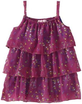 Little Ella Girls 2-6X Little Flora Dress