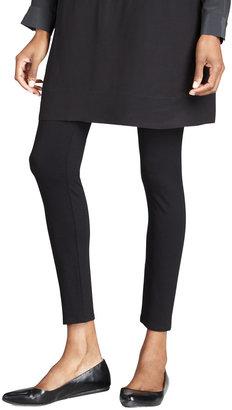 Eileen Fisher Viscose Jersey Ankle Leggings