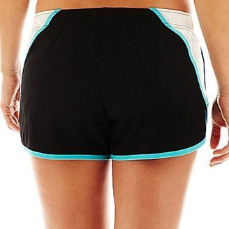 JCPenney XersionTM Colorblock Mesh Shorts