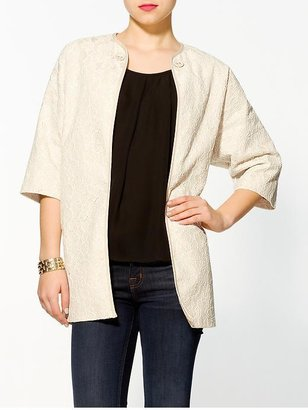 Juicy Couture Pink Martini The Free Wind Lace Jacket