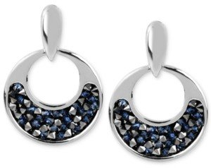 Kenneth Cole New York Faceted Bead Round Drop Earring