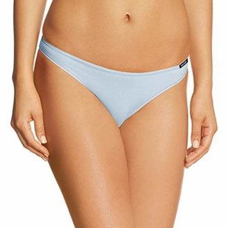 Skiny Essentials Women Low Cut Rio Slip Full Brief,3 UK
