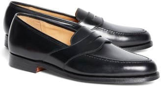 Brooks Brothers Peal & Co. Penny Loafers
