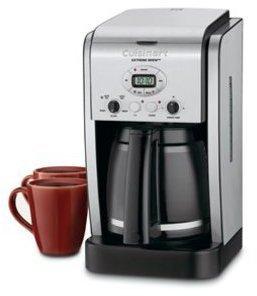 Cuisinart 12-c. Extreme Brew Programmable Coffeemaker
