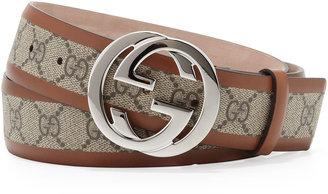 Gucci Interlocking G Belt