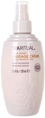 SpaRitual Look Inside Massage Cr me Skincare Treatment