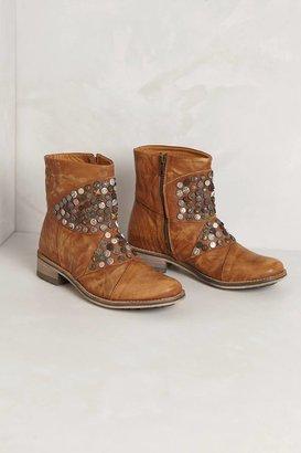 Anthropologie Aubrey Studded Boots