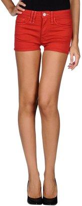 CYCLE Denim shorts $107 thestylecure.com