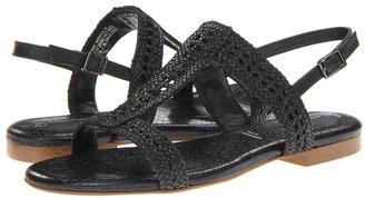 Rockport Nahara (Black Woven) - Footwear