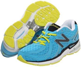 New Balance W780V2 (Blue) - Footwear