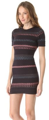 Opening Ceremony Hollis Stripe Dress