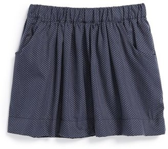 Tea Collection 'Lübeck Dobby' Skirt (Toddler Girls, Little Girls & Big Girls)