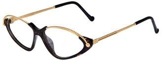Christian Lacroix Vintage cat eye glasses