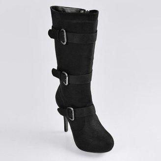 Journee Collection alpine midcalf boots - women