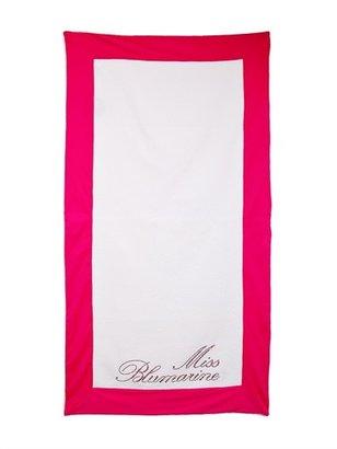 Logo Terry Beach Towel