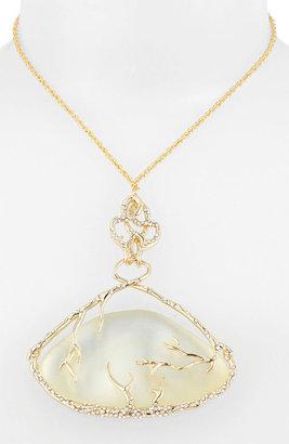 Alexis Bittar 'Ophelia' Vine Pendant Necklace