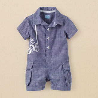 Children's Place Chambray romper