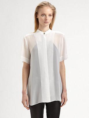 Alexander Wang Silk Chiffon Shirt