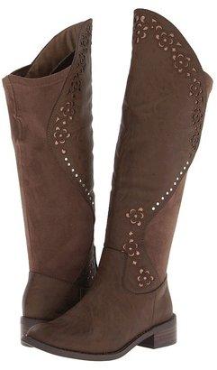 Grazie Jitter (Light Brown) - Footwear