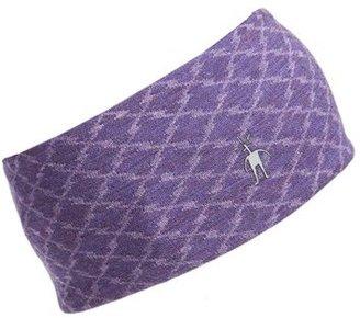 Smartwool Pattern Headband $22 thestylecure.com