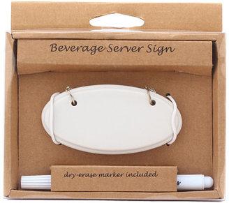 Artland Beverage Server Sign
