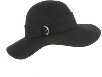 Forever 21 Buckled Floppy Hat