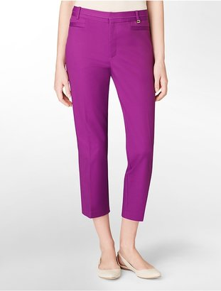 Calvin Klein Body Skinny Cropped Pants