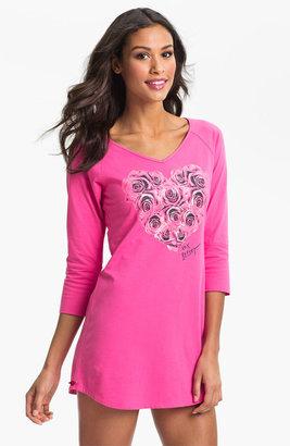 Betsey Johnson Stretch Cotton Sleep Shirt
