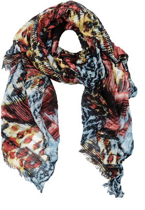 SPUN SCARVES Graffiti Scarf
