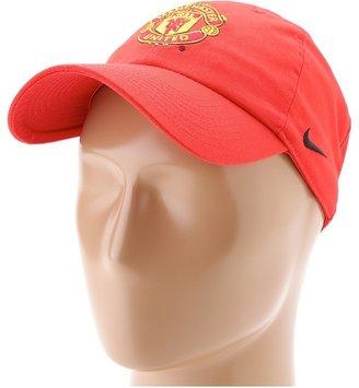 Nike Manu Core Cap (Challenge Red/Black) - Hats