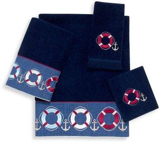 Avanti Life Preserver Bath Towel Collection in Indigo
