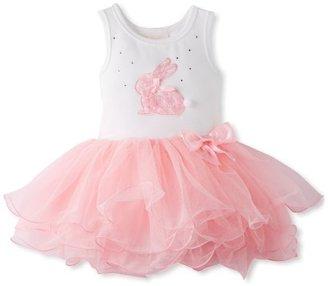 Bonnie Baby Baby-Girls Infant Bunny Tutu Dress