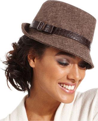 Nine West Hat, Menswear Fedora