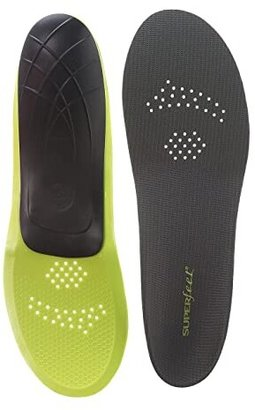 Superfeet Carbon (Gray) Insoles Accessories Shoes