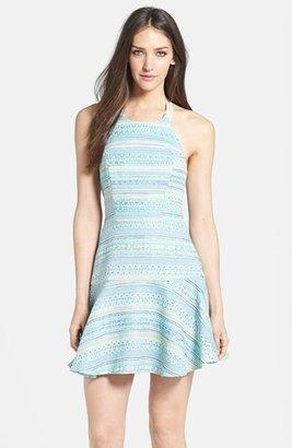 Parker 'Leona' Knit Fit & Flare Dress