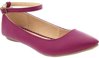 Old Navy Women's Pointed-Ankle Flats