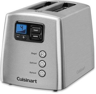 Cuisinart Countdown Leverless 2-Slice Toaster
