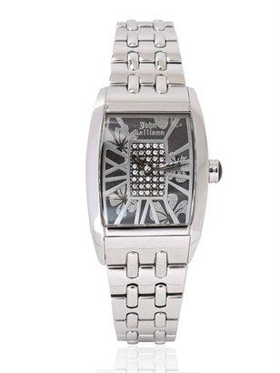 John Galliano Ronda Quartz Stainless Watch