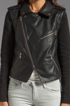 Lovers + Friends Like Dreamers Do Moto Jacket