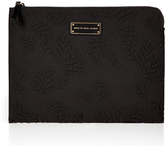 Marc by Marc Jacobs Tablet Zip Case in Black