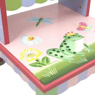 Teamson Kids Fantasy Fields Magic Garden Step Stool